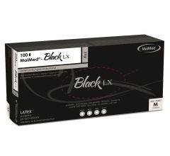 MaiMed Black LX PF unsteril 10x100 Stk.