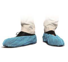 MaiMed Cover ABS Antirutsch Schuhüberzieher blau 50 Stk.