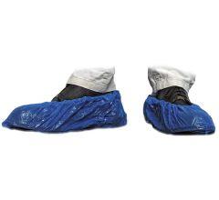 MaiMed Cover PE Schuhüberzieher 100 Stk. blau