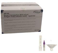 Novel Coronavirus 2019-nCoV Antigen Speichel-Test 40 Stk.
