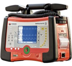 DefiMonitor XD AED, PACER, SPO2