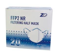 FFP2 NR Maske ohne Ventil