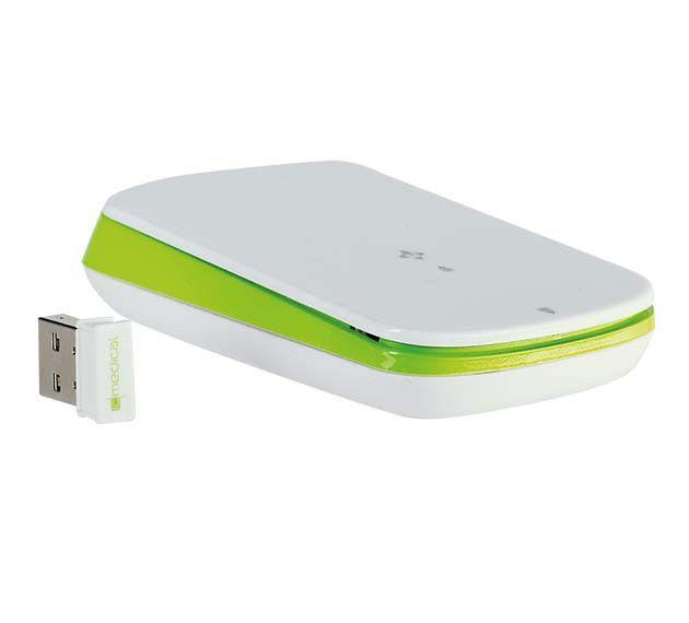 slide image IC Mouse - Funkmaus
