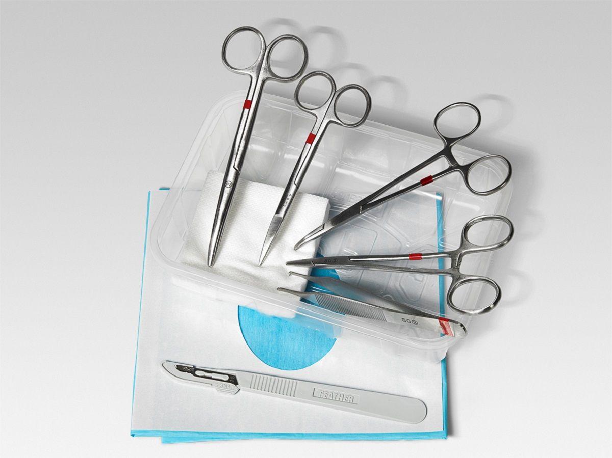 slide image Chirurgisches Set