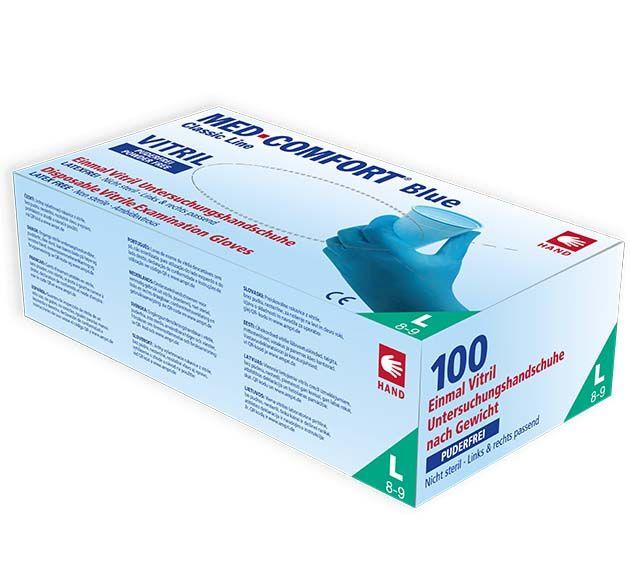 slide image VITRIL Handschuhe Basic Plus